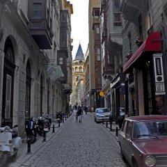 Отель Arch-ist Galata Suites Стамбул фото 2