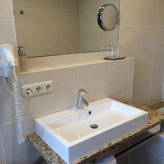 Hotel Neumayr Мюнхен ванная фото 3