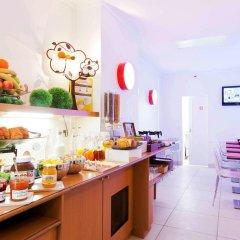 Отель Ibis Tour Montparnasse 15eme Париж питание