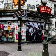 Апартаменты Montmartre Apartments Leo Ferre Париж фото 3