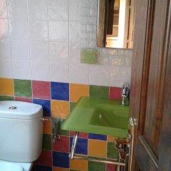 Отель El llagar de Mestas De Con Испания, Кангас-де-Онис - отзывы, цены и фото номеров - забронировать отель El llagar de Mestas De Con онлайн ванная фото 2