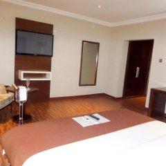 Отель Park Inn by Radisson, Lagos Victoria Island 4* Представительский люкс с различными типами кроватей фото 6