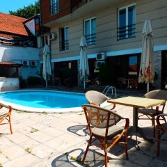 Отель Vila Senjak Сербия, Белград - 1 отзыв об отеле, цены и фото номеров - забронировать отель Vila Senjak онлайн бассейн фото 2