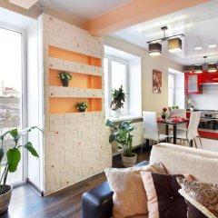 Апартаменты EuApartments в центре города Апартаменты разные типы кроватей