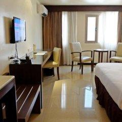 Mandarin Plaza Hotel 4* Номер Делюкс с различными типами кроватей фото 11
