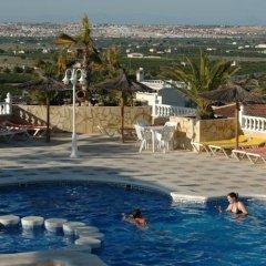 Hotel Costa Blanca Resort Рохалес детские мероприятия фото 2