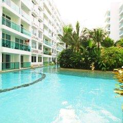 Отель Amazon Residence by Pattaya Sunny Rentals бассейн