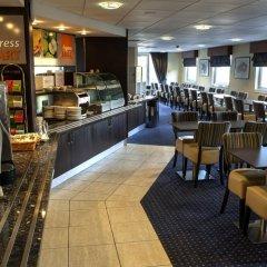Отель Holiday Inn Express Glasgow Theatreland питание фото 2