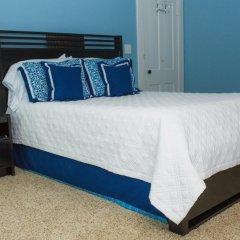 Отель Hawthorne Park Bed and Breakfast 3* Стандартный номер с различными типами кроватей фото 12