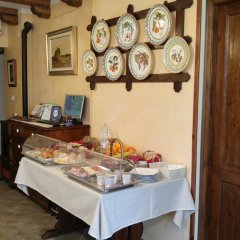Отель Al Pic de Corone Палаццоло-делло-Стелла питание фото 3