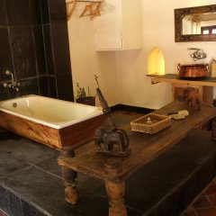Отель 3 Rooms by Pauline Непал, Катманду - отзывы, цены и фото номеров - забронировать отель 3 Rooms by Pauline онлайн ванная фото 2