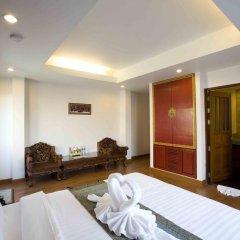 Отель Korbua House 3* Представительский номер с различными типами кроватей фото 3