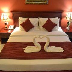 Отель Al Maha Regency 3* Студия Делюкс с различными типами кроватей фото 2