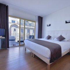 Отель Appartement Rue Grimaldi сейф в номере
