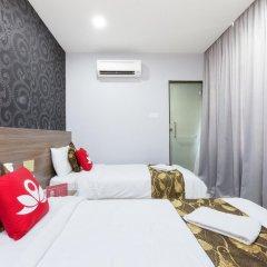 D'Metro Hotel 3* Стандартный номер с 2 отдельными кроватями фото 2