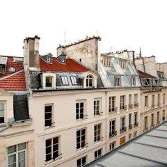 Отель Loft Saint-Michel Франция, Париж - отзывы, цены и фото номеров - забронировать отель Loft Saint-Michel онлайн балкон