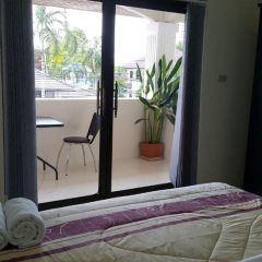 Отель Sea View Apartments Таиланд, На Чом Тхиан - отзывы, цены и фото номеров - забронировать отель Sea View Apartments онлайн комната для гостей фото 4