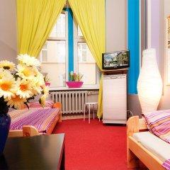 Отель Amnezja Hostel Польша, Вроцлав - отзывы, цены и фото номеров - забронировать отель Amnezja Hostel онлайн комната для гостей фото 11