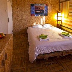 Tribo da Praia - Eco Hostel Стандартный номер разные типы кроватей