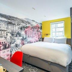 Отель Kenneth Mackenzie Великобритания, Эдинбург - отзывы, цены и фото номеров - забронировать отель Kenneth Mackenzie онлайн комната для гостей фото 2