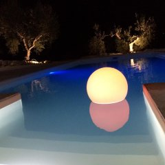 Отель B&B Eyexei Domus Агридженто бассейн