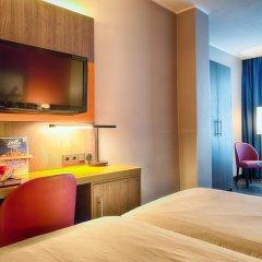 Leonardo Hotel Amsterdam City Center 3* Номер Single с различными типами кроватей фото 5