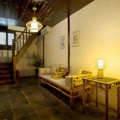 Отель Suzhou Shuian Lohas Вилла с различными типами кроватей фото 10