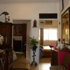 Отель Mayas Nest Индия, Нью-Дели - отзывы, цены и фото номеров - забронировать отель Mayas Nest онлайн комната для гостей фото 4