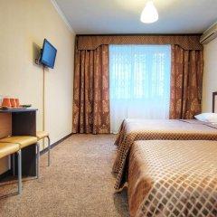 Гостиница Рич Стандартный номер с различными типами кроватей фото 5