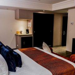 Hotel Ticuán 3* Номер Делюкс с различными типами кроватей фото 2