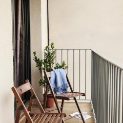 Апартаменты AinB Eixample-Entenza Apartments Апартаменты с различными типами кроватей фото 15