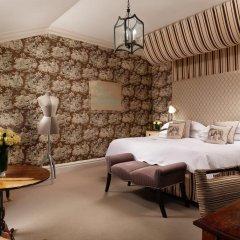 Отель The Pelham - Starhotels Collezione 5* Улучшенный номер с различными типами кроватей фото 5