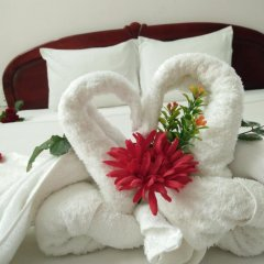Hue Valentine Hotel 2* Стандартный номер с двуспальной кроватью фото 3