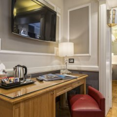 Отель Britannia 4* Люкс Премиум с различными типами кроватей