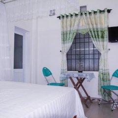 Отель Sac Xanh Homestay Стандартный номер с различными типами кроватей фото 2