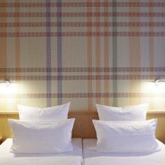 Design Hotel Stadt Rosenheim 3* Номер Комфорт двуспальная кровать фото 2