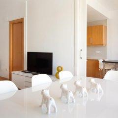 Апартаменты Apartment The White Duplex комната для гостей фото 5