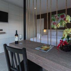 Отель Bua Tara Resort 3* Стандартный номер с различными типами кроватей фото 2