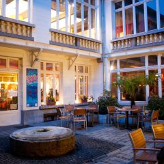 Отель Jacques Brel Youth Hostel Бельгия, Брюссель - отзывы, цены и фото номеров - забронировать отель Jacques Brel Youth Hostel онлайн