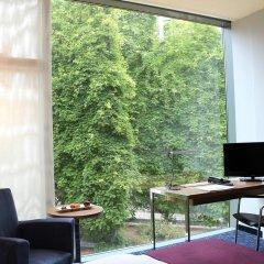 Отель Seminaris CampusHotel Berlin 4* Стандартный номер с двуспальной кроватью