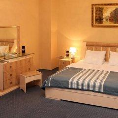 Platinum Hotel 3* Стандартный номер двуспальная кровать фото 10