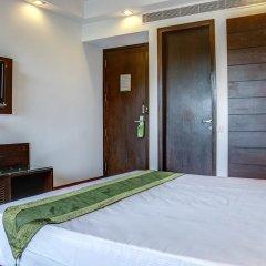 Отель Treebo Tryst Amber Стандартный номер с двуспальной кроватью фото 2