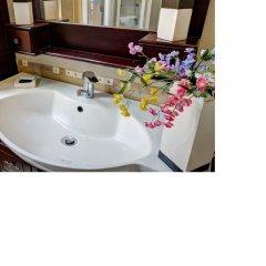 Апартаменты Ривьера Апартаменты Одесса ванная фото 2