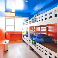 Отель Khaosan Tokyo Laboratory Кровать в женском общем номере фото 12