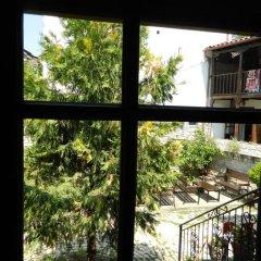 Отель MANGALEMI Берат балкон