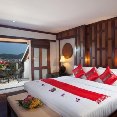Отель Baan Yin Dee Boutique Resort 4* Номер Делюкс двуспальная кровать фото 2