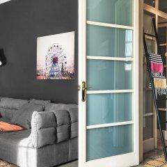 Отель Brummell Apartments Gracia Испания, Барселона - отзывы, цены и фото номеров - забронировать отель Brummell Apartments Gracia онлайн интерьер отеля