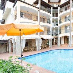Отель Casa Del Mar Болгария, Солнечный берег - отзывы, цены и фото номеров - забронировать отель Casa Del Mar онлайн бассейн