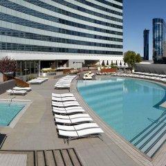 Отель Deluxe Suite at Vdara США, Лас-Вегас - отзывы, цены и фото номеров - забронировать отель Deluxe Suite at Vdara онлайн бассейн фото 2