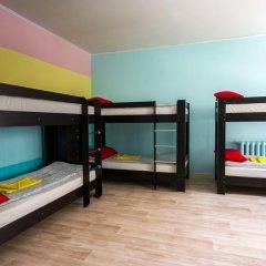 Like Hostel Tula Кровать в общем номере с двухъярусной кроватью фото 3